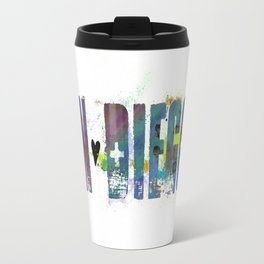 San Diego Travel Mug