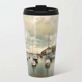 Brixham harbor  Travel Mug