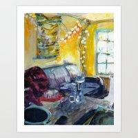 2200 Apex Lane, Unit 1700 Art Print