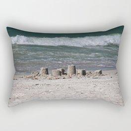 A Delicate Wish Rectangular Pillow