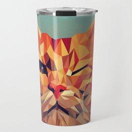 CAT Pop Art Travel Mug