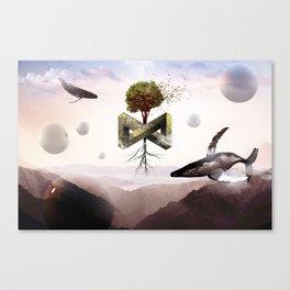 Far Eden Canvas Print