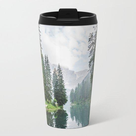 moody landscape Metal Travel Mug