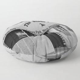 Jersey Nights (The Stone Pony) Floor Pillow