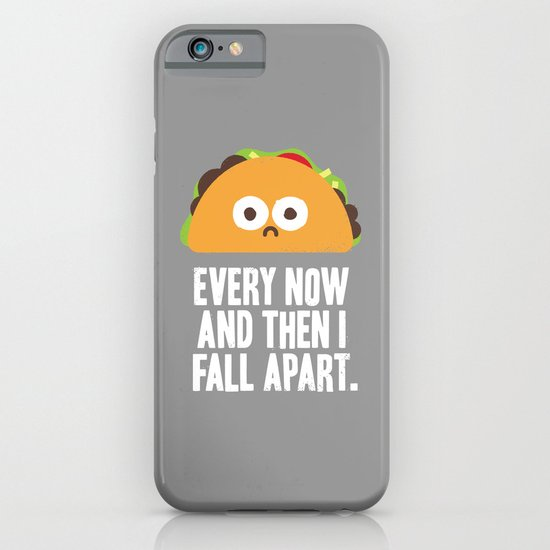 Taco Eclipse of the Heart iPhone & iPod Case