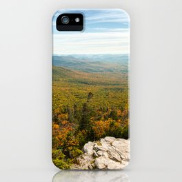 Vermont in the Fall iPhone Case