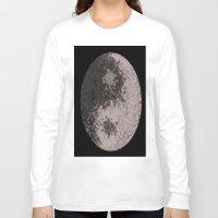 ying yang Long Sleeve T-shirts featuring Ying Yang by Meg Gerena