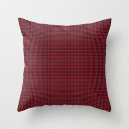Ruthven Tartan Throw Pillow