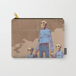 The Future is Bleak Propaganda Carry-All Pouch
