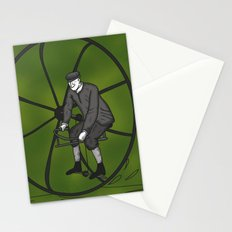 Bicycle 2 Stationery Cards