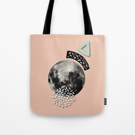 Party Moon Tote Bag