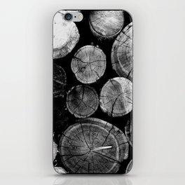 Wood Love iPhone Skin