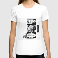 tulips T-shirts featuring Tulips by Paul Prinzip