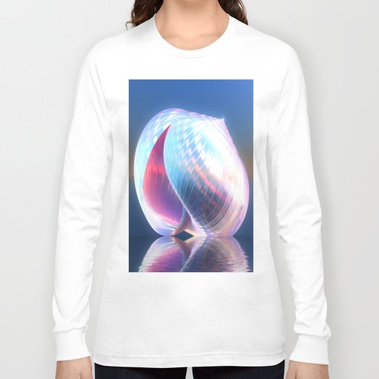 Reflected Shell Long Sleeve T-shirt