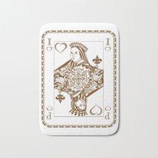 The Card Bath Mat