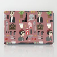 leon iPad Cases featuring Leon  by Max the Kid