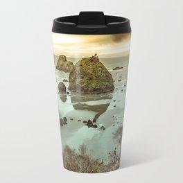 California Ocean West Coast Travel Mug