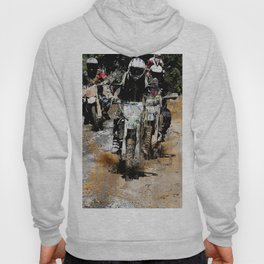 Oncoming! - Motocross Racers Hoody