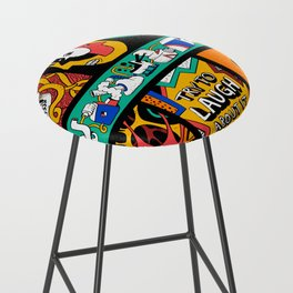 Try to laugh about it Bar Stool