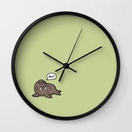 Dorkus Wall Clock