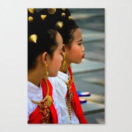 wat phrathat doi suthep, chiang mai, thailand Canvas Print