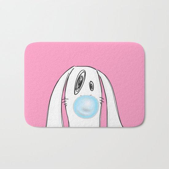 Bubble Gum #2 Bath Mat
