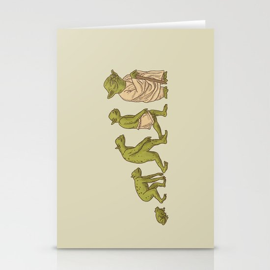 Yodalution  Stationery Cards