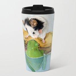 The mouse and the frog Metal Travel Mug