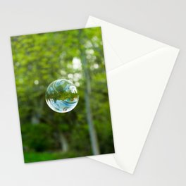 Summer Bubble Stationery Cards