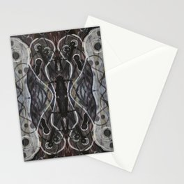 Ghosts Emerging Stationery Cards