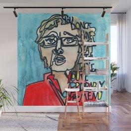Elizabeth Warren Quote Wall Mural