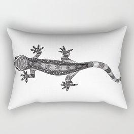 Ornate gekko Rectangular Pillow