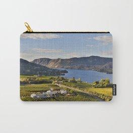 Okanagan Valley Vineyard Carry-All Pouch