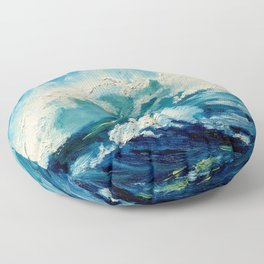 Ocean Floor Pillow
