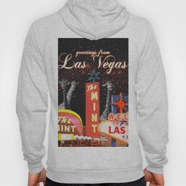 greetings from Las Vegas Hoody