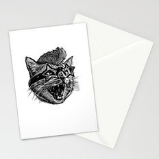 Funky Cat Stationery Cards