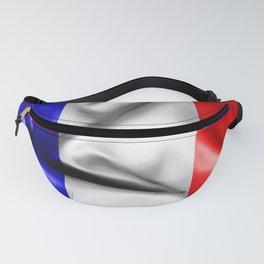 France Flag Fanny Pack