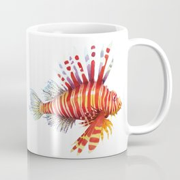 Firefish - lion fish Coffee Mug