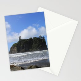 Sea Stacks Stationery Cards