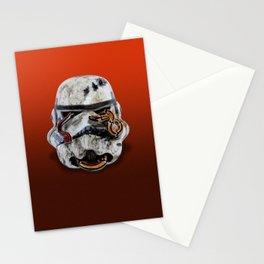 snake and stormtrooper Stationery Cards