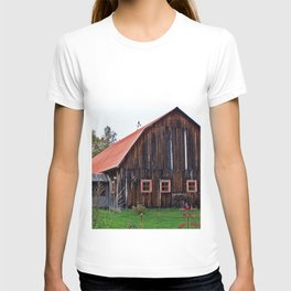 Orange Barn T-shirt