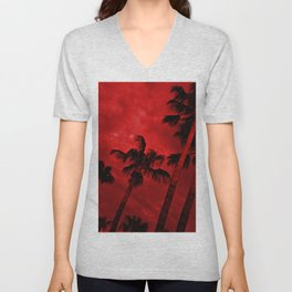 It's Hot Out Here Unisex V-Neck
