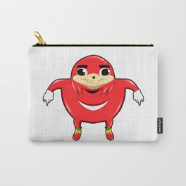 Uganda Knuckles Carry-All Pouch