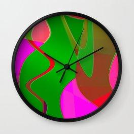 liberate Wall Clock