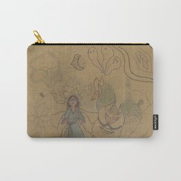 Psyché - draft Carry-All Pouch