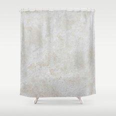 Travertine Shower Curtain