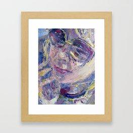 UV Framed Art Print