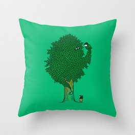 What the Bark is THAT!? Throw Pillow
