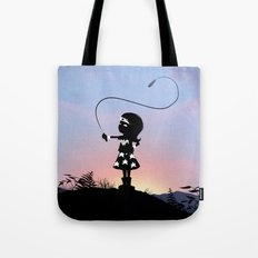 Wonder Kid Tote Bag