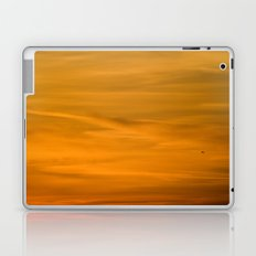 OFF INTO THE SUNSET Laptop & iPad Skin
